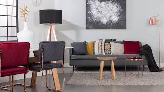 SomaliBeatifulHome| Floor lamp a stylish touch in a modern interior| modern lighting Creative: