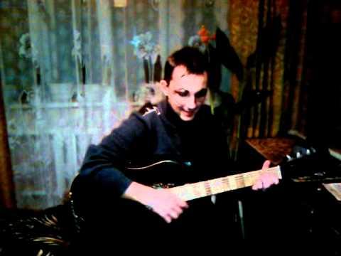 Популярные песни под гитару - YouTube