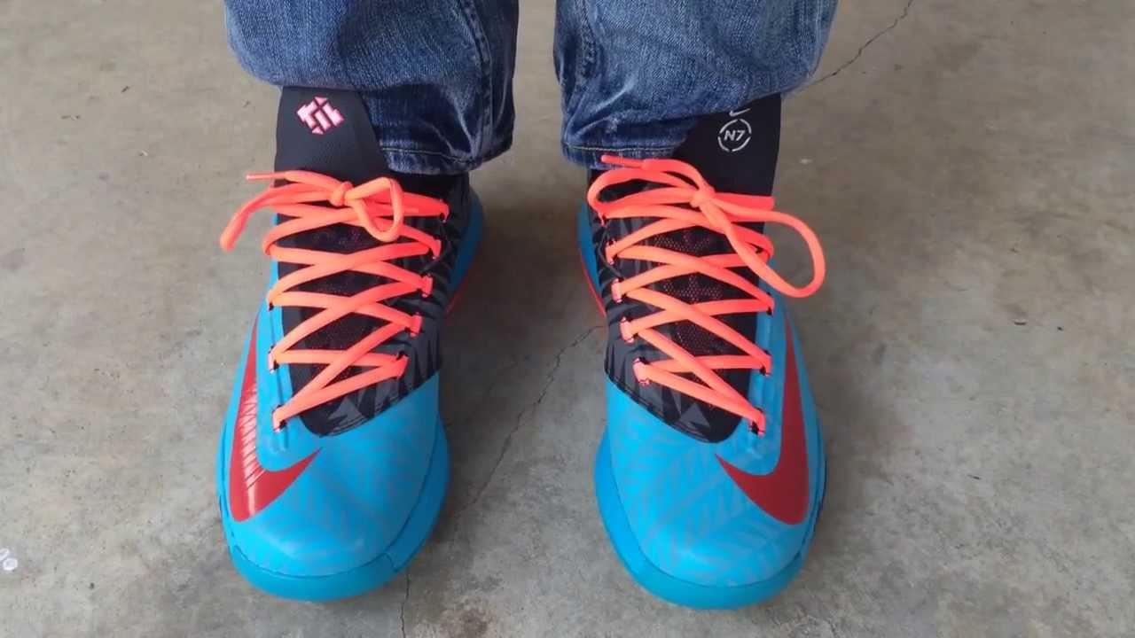 33dd7364b1be Nike KD 6 VI