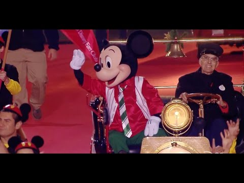 Disney Goes to the Hollywood Christmas Parade