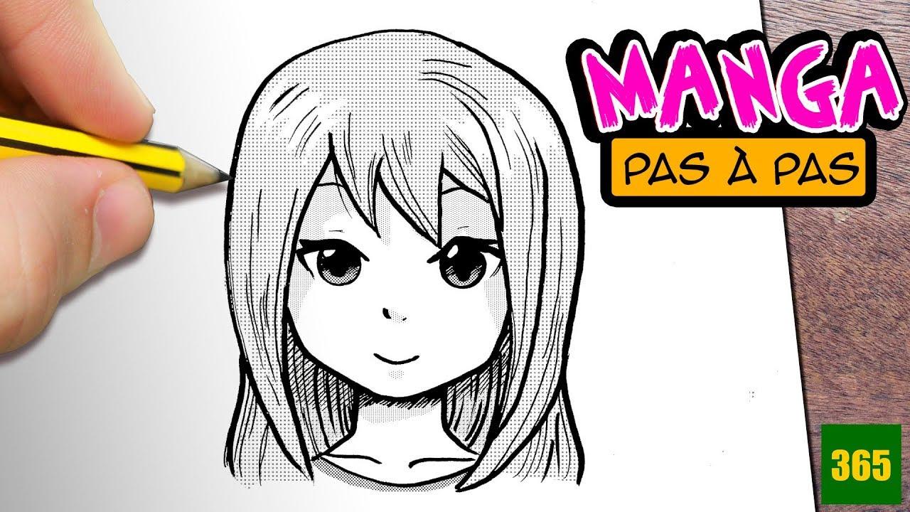 Comment dessiner anime manga