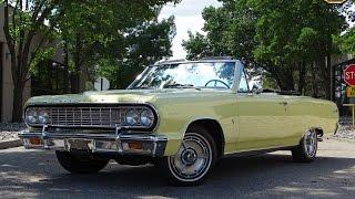 1964 Chevrolet Chevelle Convertible Stock # 764-DET