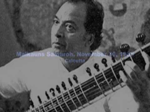 Ustad Vilayat Khan: Raga Malkauns
