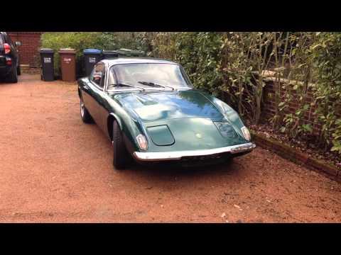 Lotus Elan +2 1972 Twin Cam For Sale