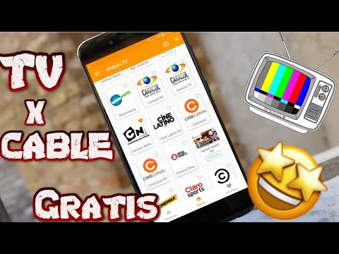 Nueva App De TV X CABLE Para Tu Dispositivo ANDROID   2019