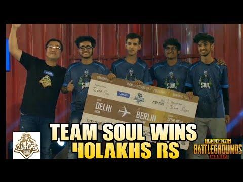 Pubg Mobile Club Open 2019 Winner Team SOUL Mortal Wins Rs40 Lakhs | Pubg Mobile | Use Headphones
