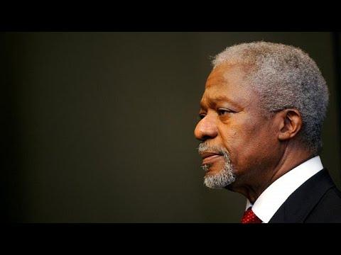 Kofi Annan: O caminho do diplomata (quase) perfeito