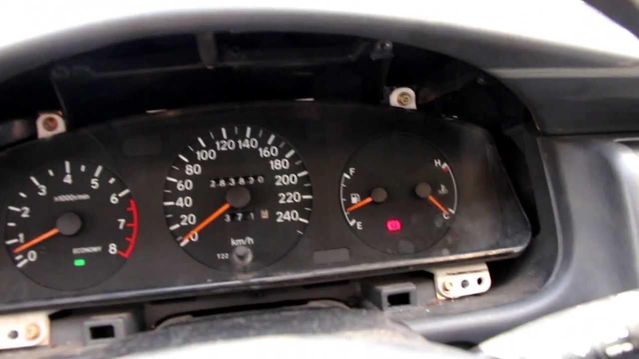 2002 Toyota Tundra Wiring Diagram Toyota Temperature Gauge Problem Youtube