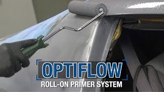 Painting a Car with OPTIFLOW Roll On Paint System: How To Achieve BEST Results Possible!