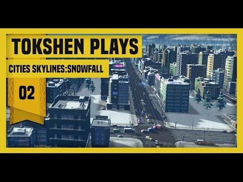 Cities: Skylines- Chillport Part 2