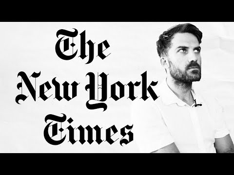 I Made a Video with The New York Times