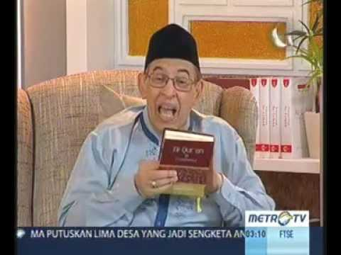 Tafsir Al Mishbah Surat Hud Ayat 1 6 1 Metro Tv