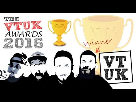 The VTUK Vape Awards - Vape Talk UK - Episode 83 (i think)