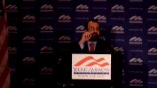 Voices at YAF NH Robert Spencer pt 1