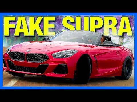 Forza Horizon 4 : The Fake Toyota Supra Build!! thumbnail