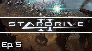 Stardrive 2 - Ep. 5 - Building an Armada! - Let