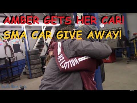 S.M.A. Car Give Away #payitforward