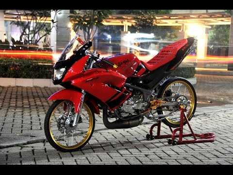 kumpulan Variasi Motor Ninja Rr 2012