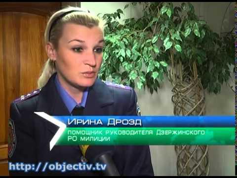 В Харькове мать с...