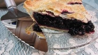 Black Raspberry Pie Recipe | Radacutlery.com