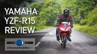 Yamaha YZF-R15 Version 2.0 - ChooseMyBike.in Review