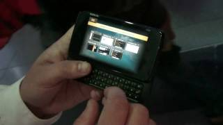Hands-on with Nokia N900