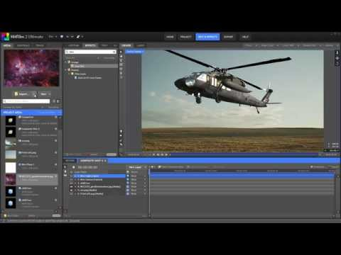 How to import 3D models in HitFilm 2 Ultimate
