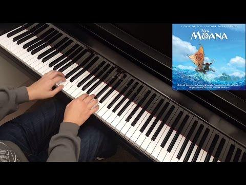 [Moana] I Am Moana (Song Of The Ancestors) (Piano Cover)