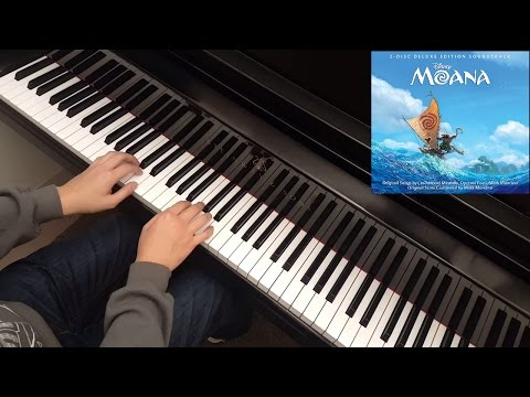 [Moana] I Am Moana (Song Of The Ancestors) (Piano Cover)