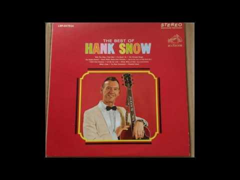 Hank Snow/The Best Of Hank Snow