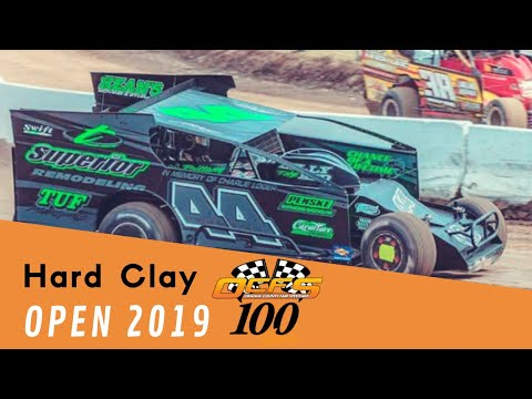 Hard Clay Open 2019 at Orange County Fair Speedway