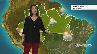 Previsão Norte – Muita instabilidade no extremo norte
