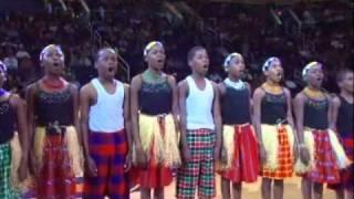 Video NBA Performance by Mwamba Children's Choir download MP3, 3GP, MP4, WEBM, AVI, FLV Juli 2018