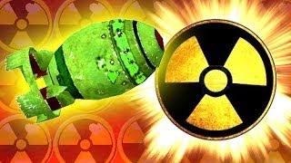 Gmod RANDOM EXPLOSIVES! Bombs, Nukes, Davy Crocketts! (Garry's Mod)