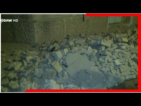 Iran-iraq earthquake: death toll rises to 332 Breaking Daily News