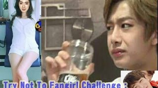 Video TRY NOT TO FANGIRL CHALLENGE: MONSTA X WONHO EDITION download MP3, 3GP, MP4, WEBM, AVI, FLV Juni 2018