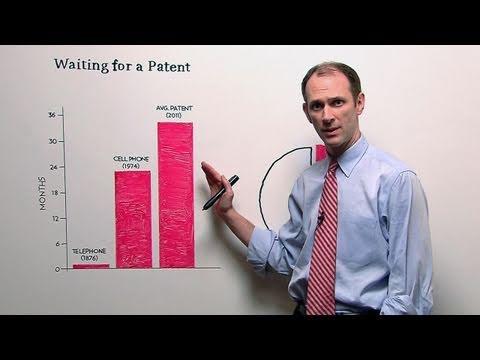 White Board: Goolsbee on Patent Reform