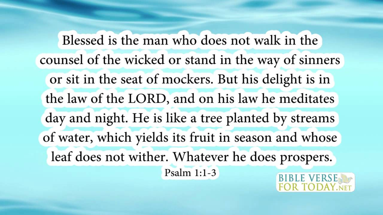 favorite bible verses psalm 1 1 3 bible verse daily for quotes