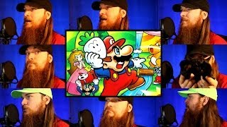 Repeat youtube video Super Mario Bros 2 - Overworld Theme Acapella