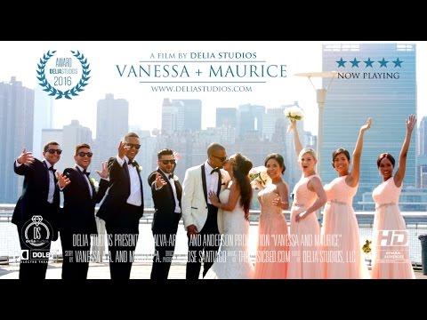 Vanessa + Maurice :: Wedding Highlights :: Giando on the Water