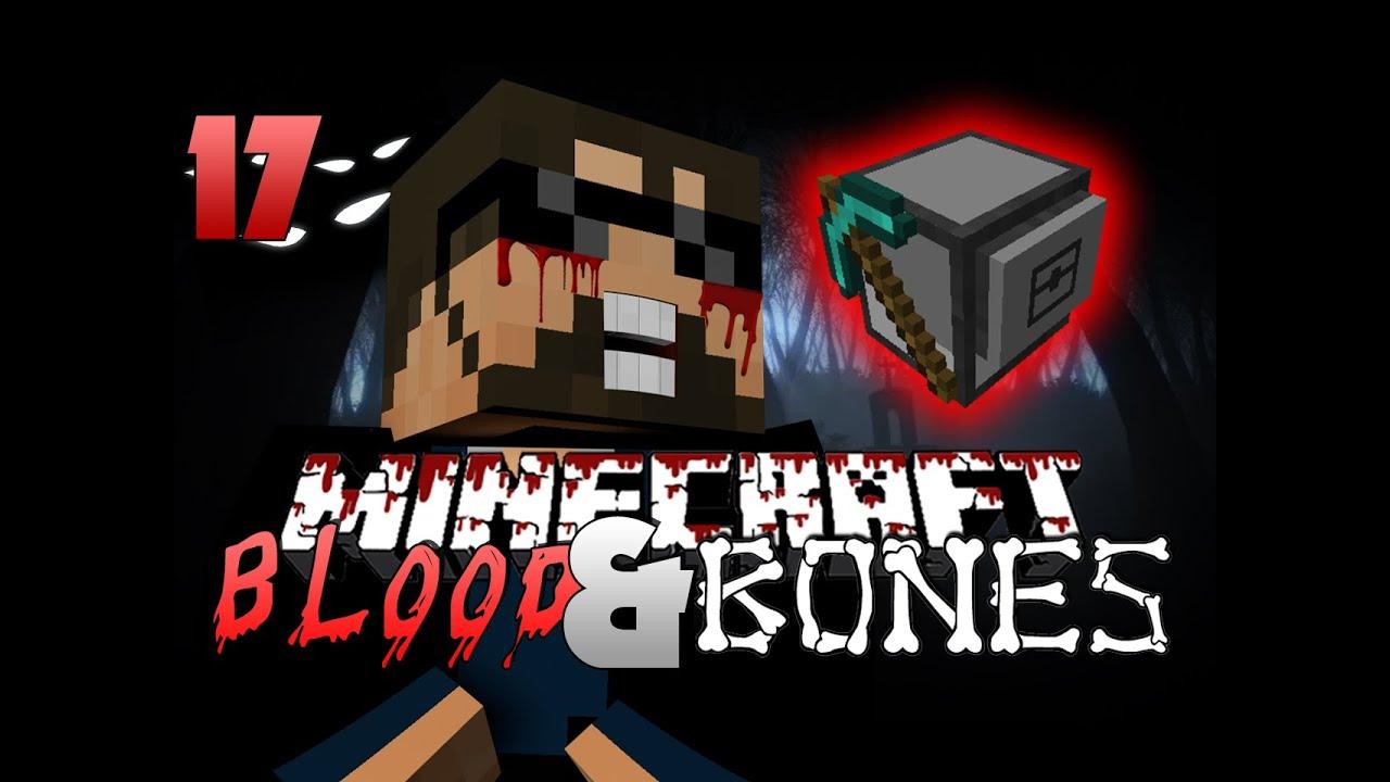 Minecraft FTB Blood and Bones 17 - TURTLES? (Minecraft Mod Survival FTB)
