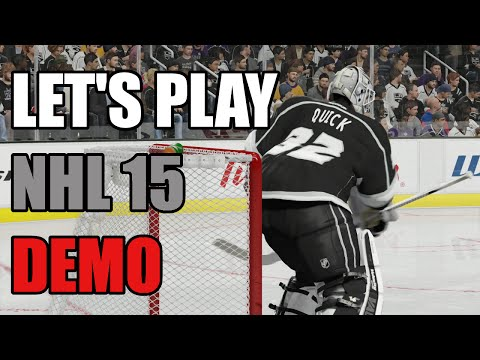 Fight Montage - Let's Play NHL 15 [Xbox One Demo]