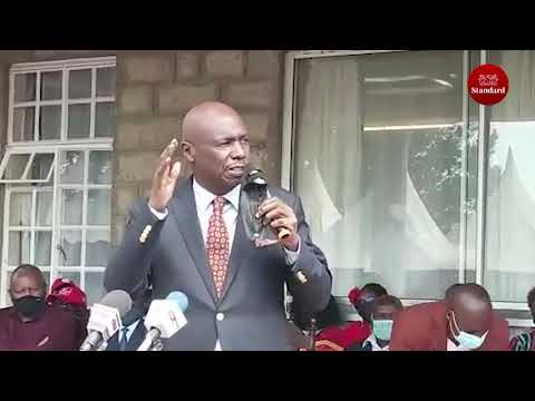 Moi says KANU to make a major announcement on party's direction ahead of 2022 presidential election