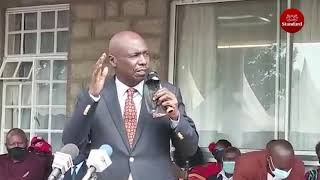 Moi says KANU to make a major announcement on party\'s direction ahead of 2022 presidential election