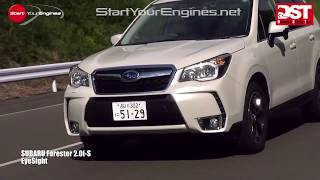 MAZDA CX-5 XD L Package/SUBARU Forester 2.0i-S Limited EyeSight/NIS...
