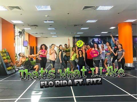 That's What I Like by Flo Rida ft. Fitz | Zumba® Fitness | Masterjedai