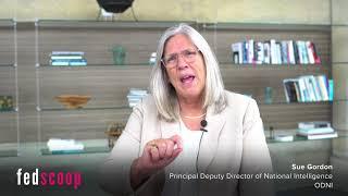 FedTalks 2018 Interview — Sue Gordon Pt.1