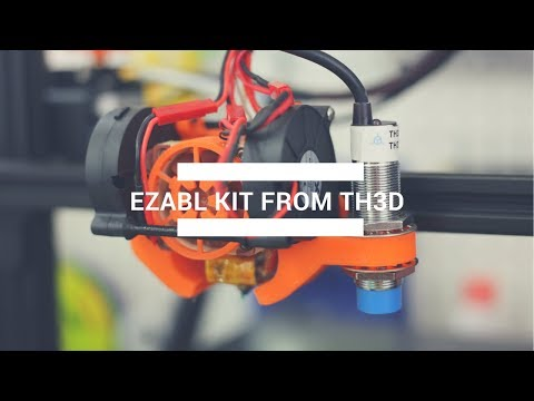 Testing the TH3D EZABL on the CR-10