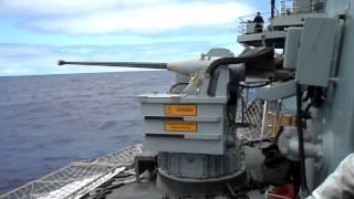 30mm Advanced Naval Gun Close in Weapon System CIWS