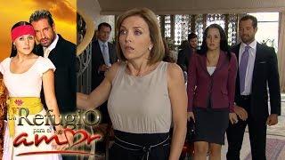 Resumen: ¡Luciana regresa a la casa Torreslanda! | Un refugio para el amor - Televisa
